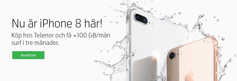 Förköp iPhone 8
